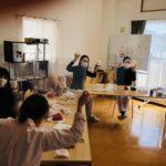 "<span class=""title"">前田さんおかえりなさい💐</span>"